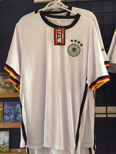 *German Replica 2015/16 White Jersey